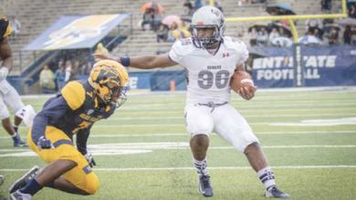 Photo of Kent State's Fast Start Upends Howard's Rhythm