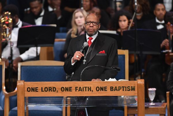 Rev. Jasper Williams Jr.