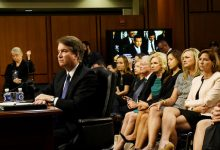 Photo of Anita Hill: Kavanaugh Has 'Burden of Persuasion'