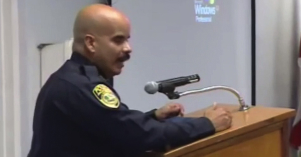 A federal court hearing confirmed that former Police Chief Raimundo Atesiano directed three police officers on his department to accuse a series of crimes on three innocent men, all of them Black. (Courtesy of NNPA Newswire)