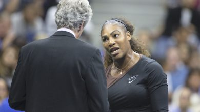 Photo of Tennis Umpires Reportedly Discuss Boycotting Serena Williams' Matches