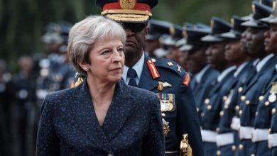 Photo of AFRICA/CARIBBEAN NOW: British PM May Wants Top Spot