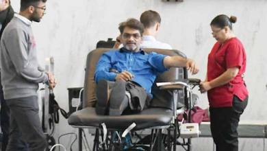 Photo of Muslim Community Hosts 9/11 Blood Drive