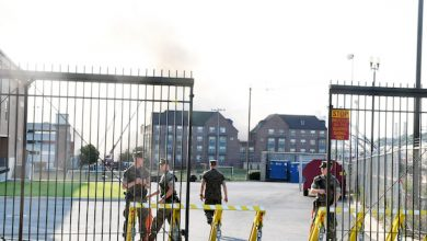 Photo of Senior Group Rebuilds after Fire
