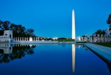 Photo of Washington Monument to Reopen Sept. 19