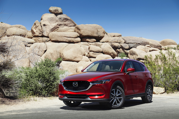 Photo of 2018 CX-5 Stays Atop Mazda Mountain