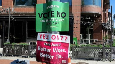 Photo of Repeal of Initiative 77 Questioned