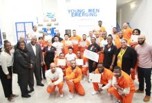 Photo of Industrial Bank Teaches Financial Literacy at D.C. Jail