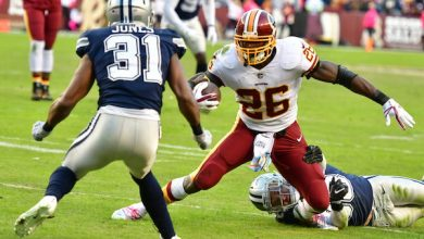 Photo of Redskins Beat Nemesis Cowboys, Take Division Lead