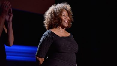 Ruby Bridges speaks onstage at Glamour's 2017 Women of The Year Awards at Kings Theatre on November 13, 2017 in Brooklyn, New York. (Photo by Bryan Bedder/Getty Images for Glamour)