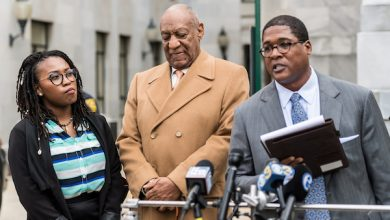 Photo of Attorney's Complaint on Behalf of Bill Cosby is Rejected