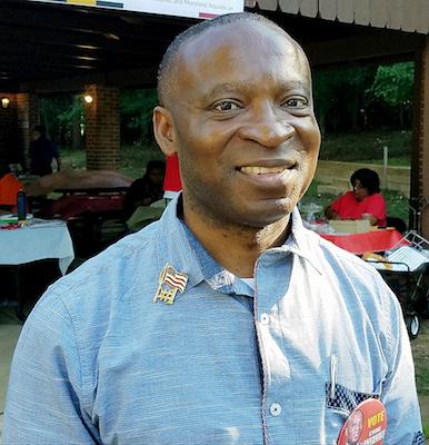 Chike Anyanwu (William J. Ford/The Washington Informer)