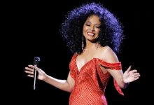 Photo of Still 'The Boss': Diana Ross Gives, Gets Love at Strathmore