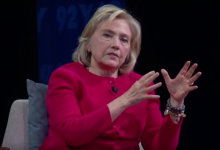 Photo of Hillary Clinton Makes 'They All Look Alike' Quip About Booker, Holder