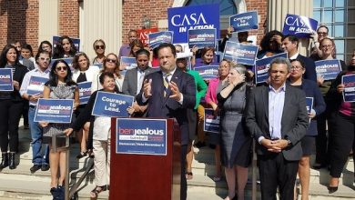 Photo of Latino Leaders Back Jealous for Md. Governor