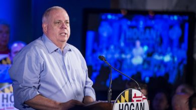Photo of Hogan Maintains Lead over Jealous Down the Stretch: Poll