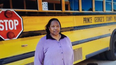 Photo of PRINCE GEORGE'S COUNTY EDUCATION BRIEFS: Honoring School Bus Attendants