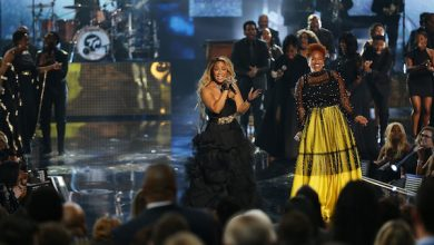Photo of Black Performers Shine at 2018 American Music Awards