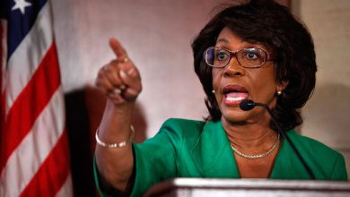 Photo of Rep. Maxine Waters Lashes out at 'False Allegations'