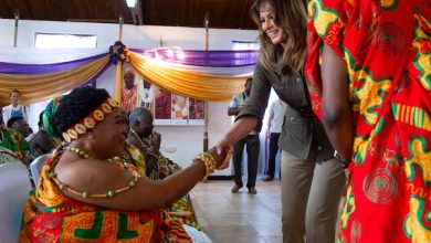 Photo of EDITORIAL: Mrs. Trump's Visit to Africa