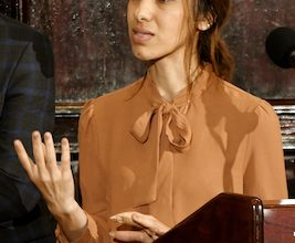 Photo of Nadia Murad Awarded 2018 Nobel Peace Prize