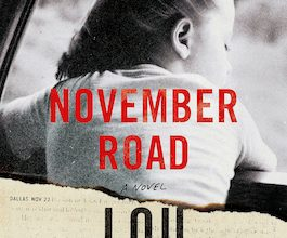 Photo of BOOK REVIEW: 'November Road' by Lou Berney