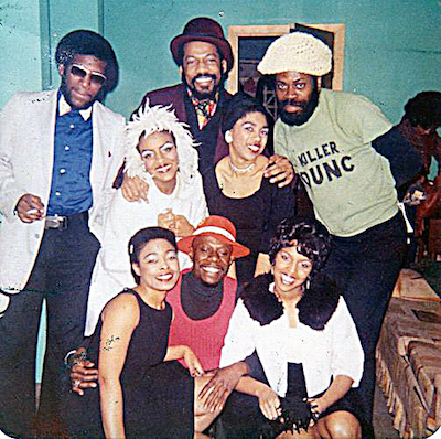 Founding members of the DC Black Repertory Company (Courtesy photo)