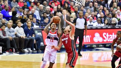 Photo of Wizards Lose Heartbreaker to Heat in Season Opener