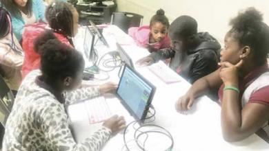 Photo of STEM Club Opens Doors at Brookland Manor, Noyes