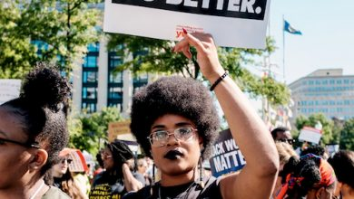 Photo of Black Women Demand Justice, Accountability at March
