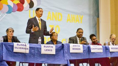 Photo of At-Large Council Race Reveals Racial Schisms