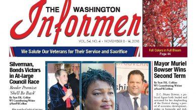 Photo of 11-8-2018 Informer Edition