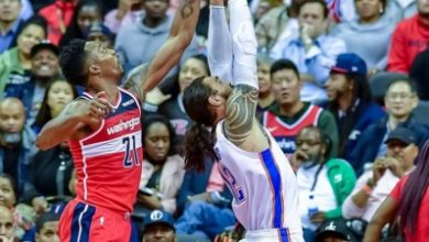 Photo of OKC Hammers Wizards, Spoils Howard Debut