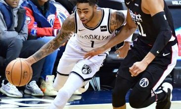 Photo of Wizards Lose to Nets, End 3-Game Streak
