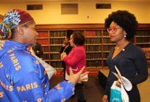 Photo of Black Students Optimistic After Midterm Elections