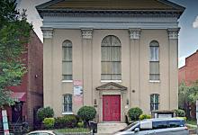 Historic Galbraith AMEZ Church (Shevry Lassiter/The Washington Informer)