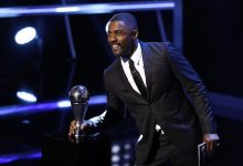 Photo of Idris Elba Named People's Sexiest Man Alive