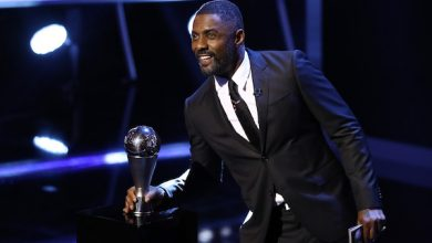 Photo of Actor Idris Elba Tests Positive for Coronavirus