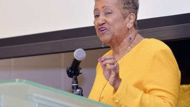 Photo of Dr. Janette Hoston Harris, D.C. Historian, Dies at 79
