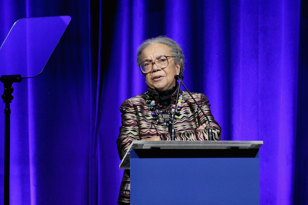 Photo of Marian Wright Edelman Steps Down as President of Children's Defense Fund