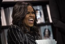 Photo of Michelle Obama Nominated for Grammy