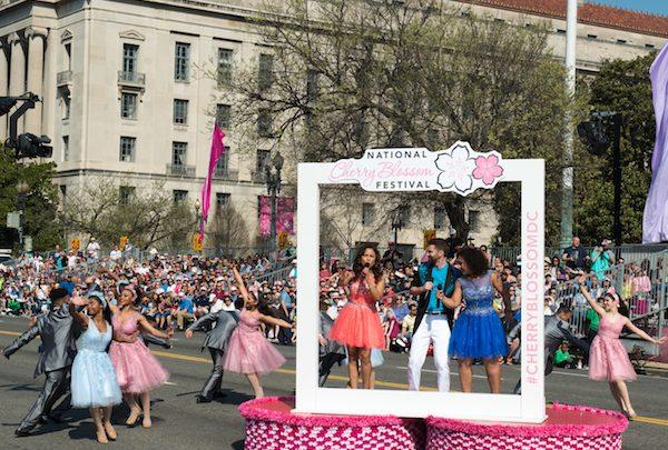 Courtesy of the National Cherry Blossom Festival