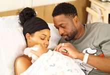 Photo of Gabrielle Union, Dwyane Wade Welcome Baby Girl