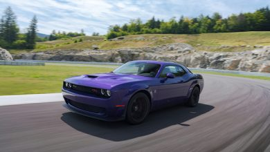 Photo of Dodge Flexes Muscles with 2019 Challenger R/T Scat Pack Widebody