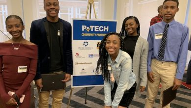 Photo of PRINCE GEORGE'S COUNTY EDUCATION BRIEFS: P-TECH Mentoring