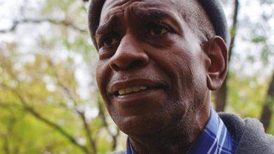 Greg, a formerly homeless resident living in D.C. (Akil Wilson)