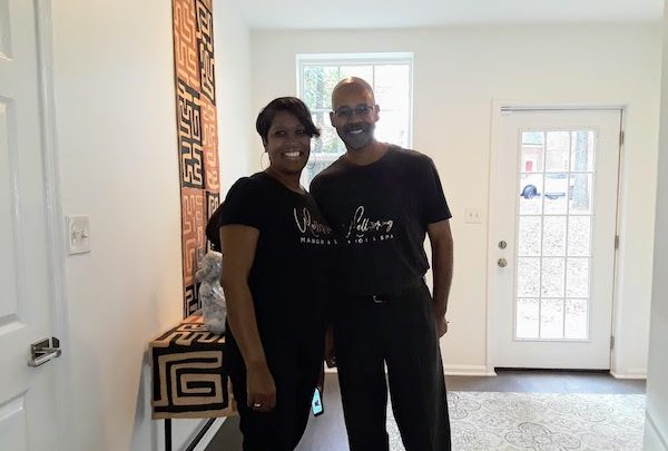 Kevin and Lisa Alexander are the owners of the newly opened Wellspring Manor and Spa in Upper Marlboro, Md. (Dorothy Rowley/The Washington Informer)