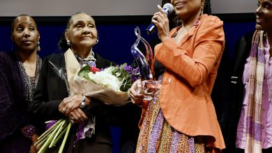 Photo of Lillian Gregory Honored for Extraordinary Journey
