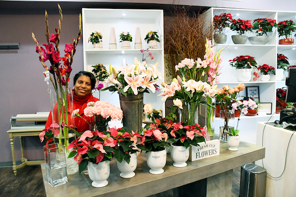 Lee's Flower Shop on U Street (Courtesy photo)
