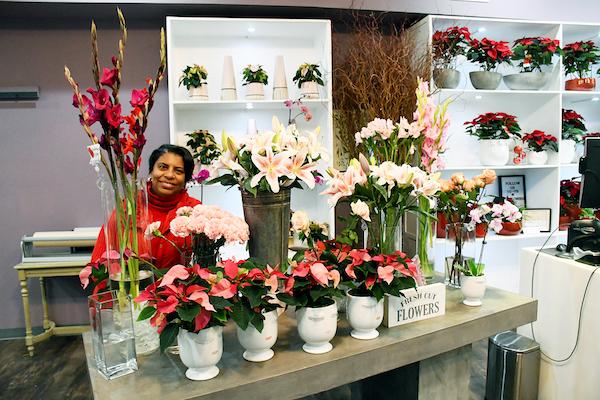 Lee's Flower Shop on U Street (Courtesy photo)